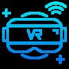 Visualisation immersive (réalité virtuelle et « view 360° ») de maquettes numériques.